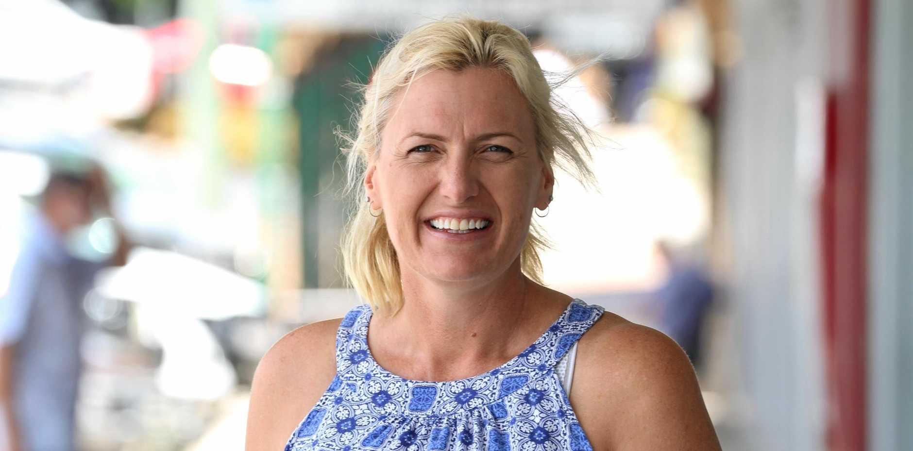 Kirsten Ellis is gearing up for the Stanthorpe Australia Day Triathlon.