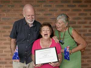 Landcare Iluka founder finally accepts award
