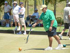 Ken Worley in action