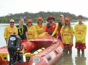 Remembering a lost friend with Australia Day paddle
