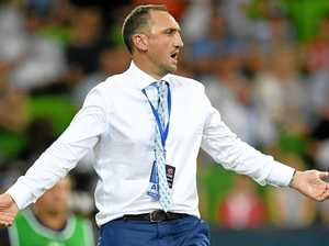 Melbourne City coach has plenty to work on