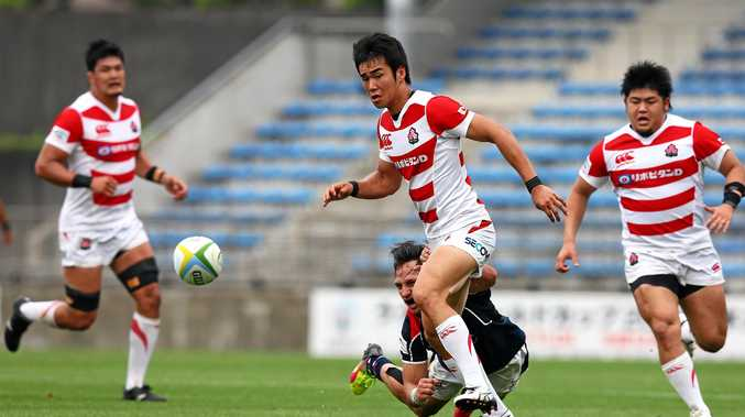 Kentaro Kodama has signed for the Melbourne Rebels.