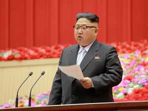 Defector says Kim's at risk