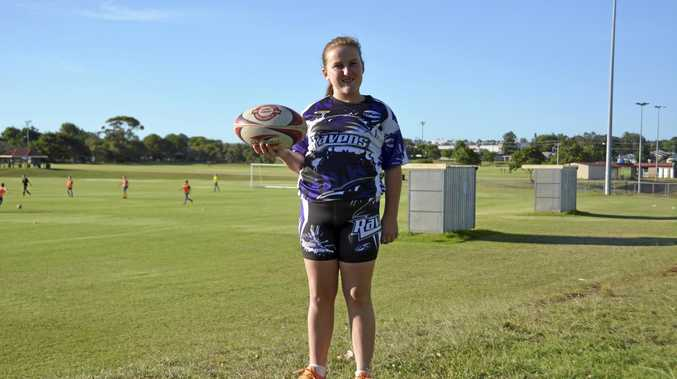 Toowoomba Ravens Oztag team member Morgan Gunder will compete at the Sunshine Coast this weekend.