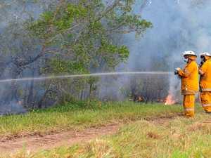Fire-prone area warnings fall on deaf ears