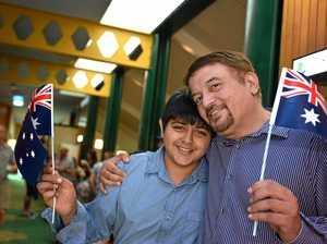 New citizens find a sense of belonging