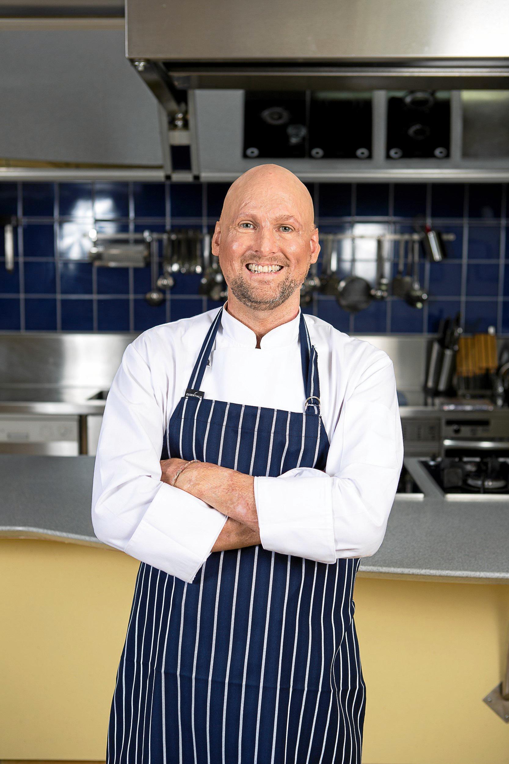 READY, STEADY, AUSSIE DAY: Celebrity chef Matt Golinski will be gracing the Maroochydore and Caloundra Australia Day celebrations.