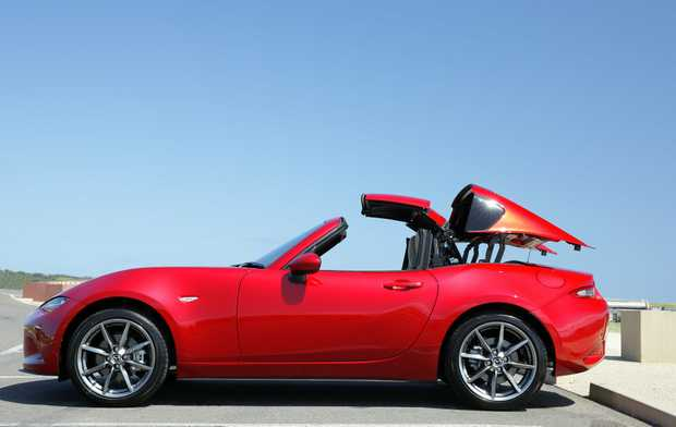 mazda mx 5 rf retractable fastback road test and review. Black Bedroom Furniture Sets. Home Design Ideas