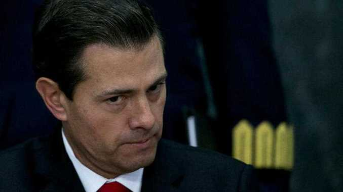 Mexico says President Enrique Pena Nieto has talked with Canadian Prime Minister Justin Trudeau about the North American Free Trade Agreement ahead of planned meetings with U.S. President Donald Trump.