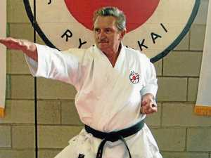 Gympie Karate: 45 years strong