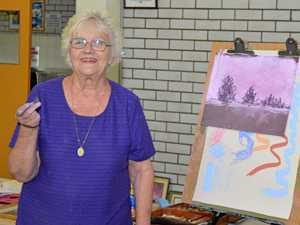 Get to know Gatton's artist Elizabeth Browne