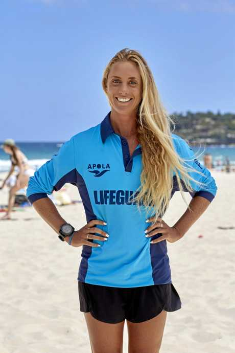 Juliana Bahr-Thomson joins the Bondi Rescue team.