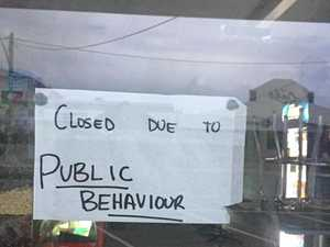 Shop closes early on Aus Day due to 'public behaviour'