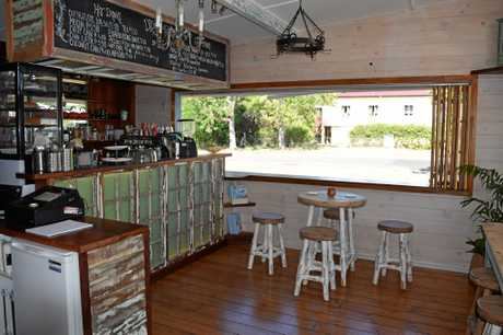 NEW LOOK: Sandra and John Kemps have made some changes at Sea Gypsy.