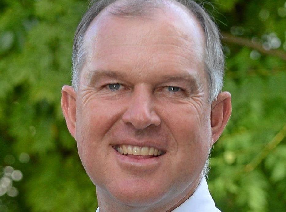 Gympie MP Tony Perrett.
