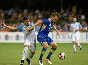 Newcastle Jets win one and lose another