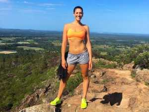 Olympic swimmer hits Glasshouse Mountains