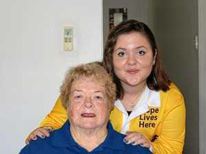 Special memories spur on young Rockhampton volunteer