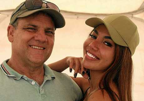 Peter Lynch, 52 and  his partner Endah Cakrawati, 30, died after his plan crashed into the Swan River in Perth on Australia Day.
