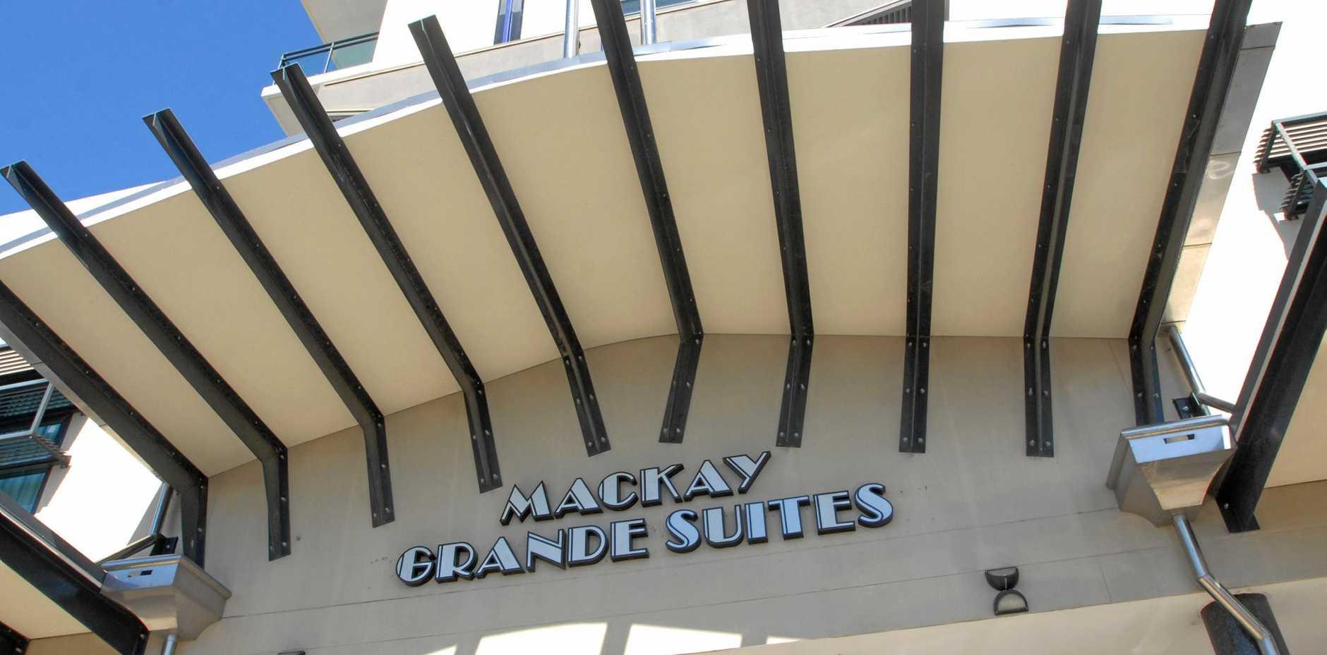 Mackay Grande Suites Photo Peter Holt / Daily Mercury 250111244