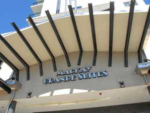 Mackay Grande Suites to go up for sale