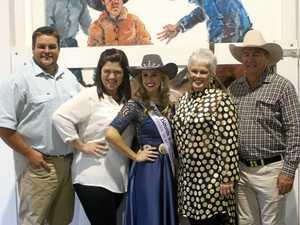 Miss Rodeo Australia crowned in Warwick