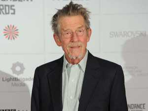 Actor John Hurt has died aged 77