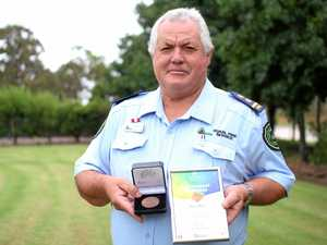 Granite Belt firefighter honoured in Australia Day awards