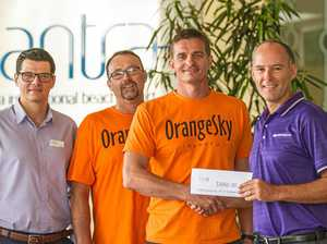 Employment agency's charitable soul helps homeless
