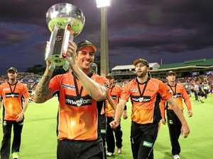 Scorchers burn Sixers to wrap up third BBL title