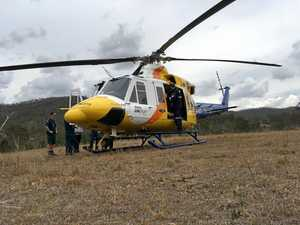 Tenth RACQ LifeFlight rescue mission in year at park
