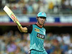 Lynn named BBL player of the tournament