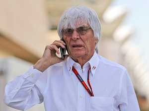 Ecclestone not out to crash Formula 1 party