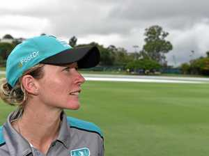 Mooney named WBBL's player of the tournament
