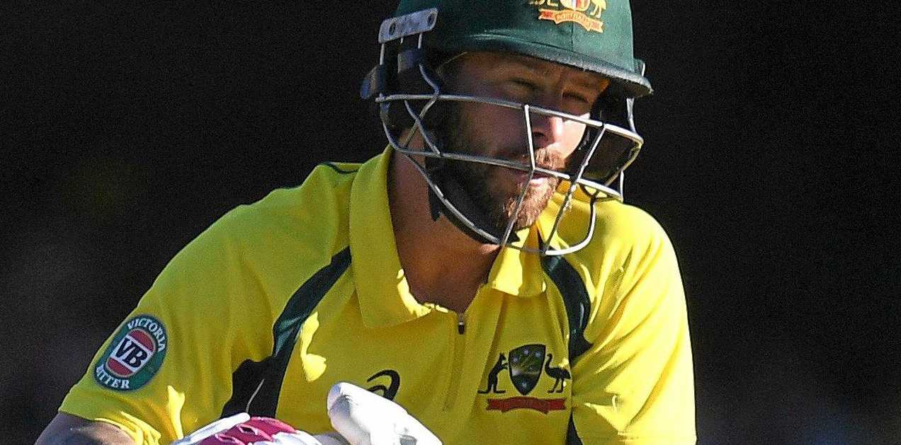 Australian wicketkeeper and stand-in captain Matthew Wade.