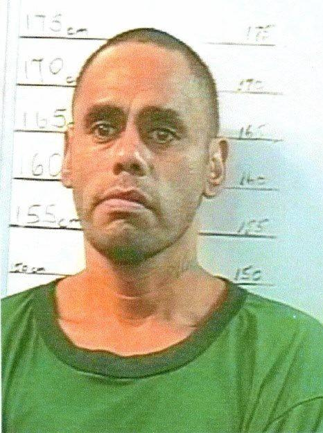 Paul Reginald Dunn, 36, who police are seeking after he escaped from Glen Innes correctional centre on Friday.