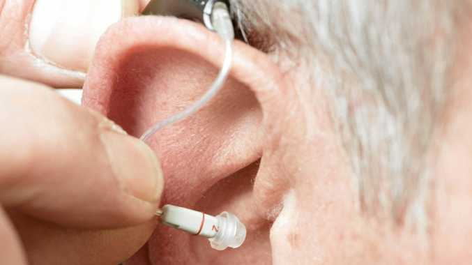 HEARING CHECK: Bundaberg Pensioners League's hearing aid maintenance program is on Wednesday.