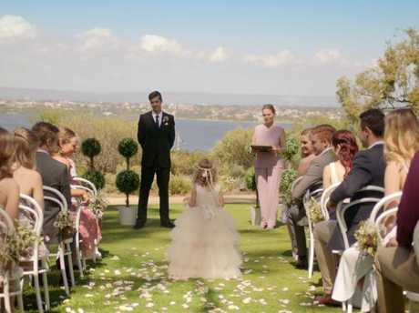 The video showcases real people in various Australian destinations. Picture: Supplied