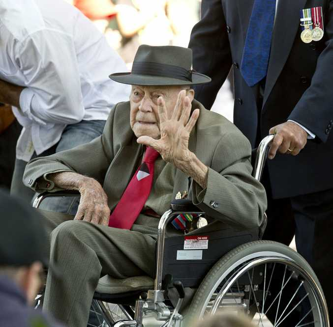 Bert Miles, World War 2 veteran, has passed away peacefully.