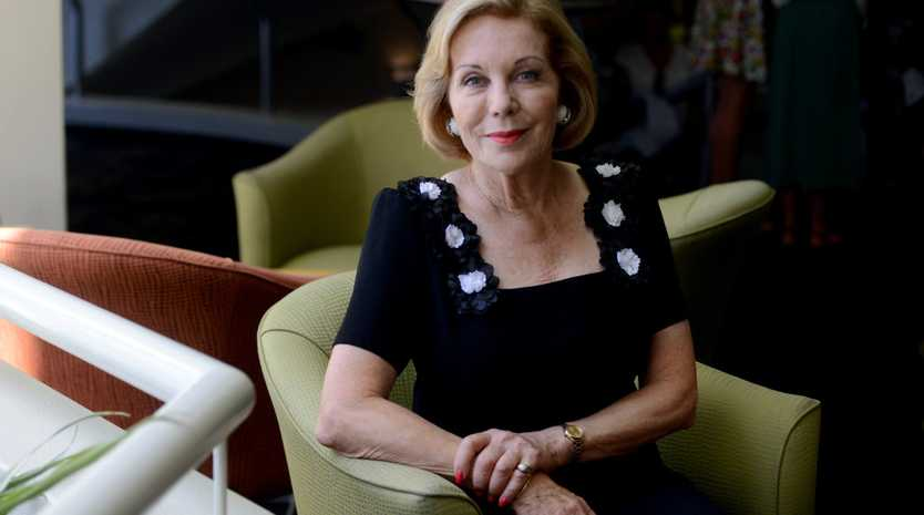 Ita Buttrose will visit Toowoomba for the second Women of Strength luncheon later this year.