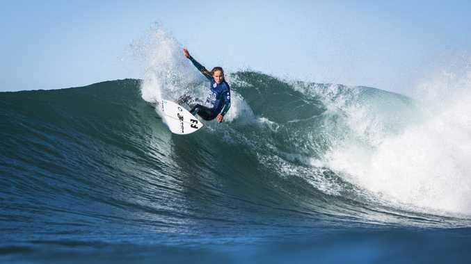 WORLD TALENT: Sunshine Coast surfer Isabella Nichols won the 2016 World Junior Championship, and is an ambassador for her local Toyota dealership, Ken Mills Toyota Sunshine Coast.