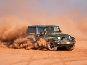 Jeep Wrangler 75th Anniversary road test and review