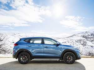 Hyundai Tucson 30th anniversary road test and review