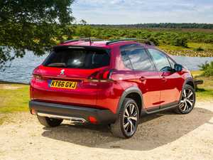 Peugeot begins freshening its range: baby 2008 SUV is first