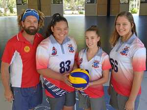Tin Can Bay Taipans deadly at volleyball nationals