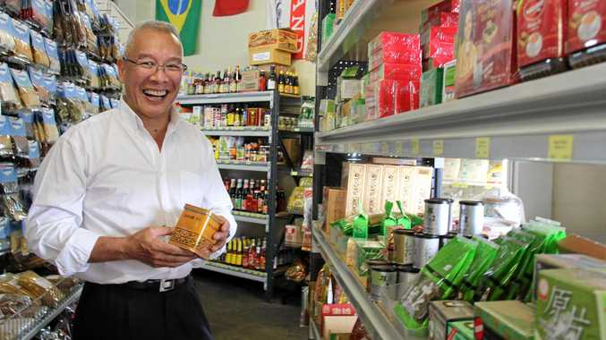 ASIAN CUISINE: Chef Tony Ching will be in Bundaberg holding cooking classes to help the community embrace the 2017 Chinese New Year.