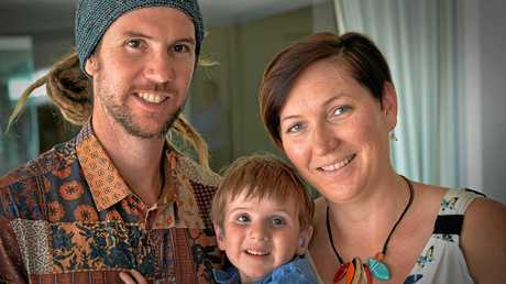 Vita Foundation have give a cheque for $10K to support the Board Meeting Guardian Program. The money will help the Krupa family Pearl and Daniel with their son Felix, 3, who suffers from cockayne syndrome.