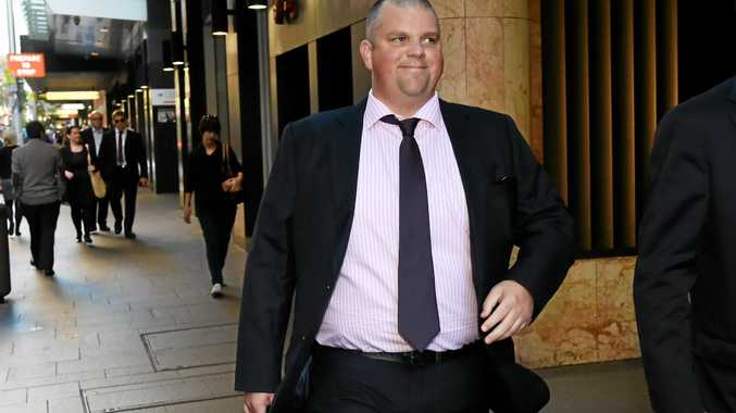 CANCELLED TRIP: Former billionaire Nathan Tinkler wont be travelling from Coffs to New York via Hawaii this week. Photo: PAUL MILLER