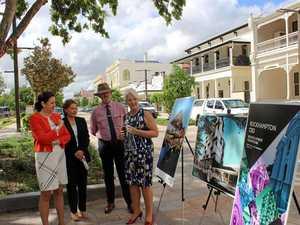 Annastacia Palaszczuk unveils new Rockhampton CBD plans