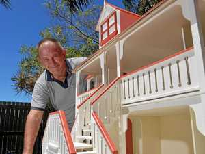 Nev beats retirement 'boredom' building giant dollhouses